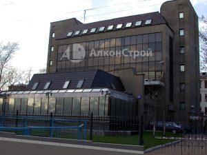 Алюминиевые светопрозрачные конструкции - alkon200.ru