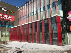 """Торговый центр """"Красный кит"""""""