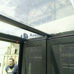 Вентиляция серверной. Холодный коридор