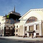 Железнодорожный вокзал Красноярск