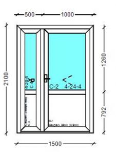 Дверь70_1.5