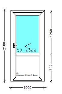 Дверь_70_1
