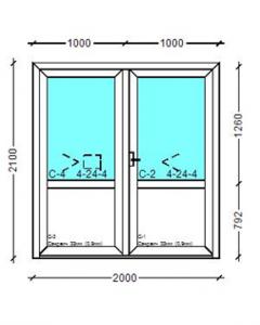 Дверь 70_2