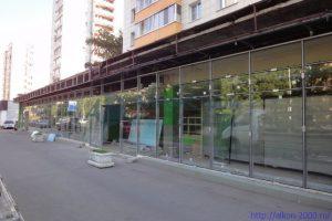 Магазин ул. Тимирязевская д 4.